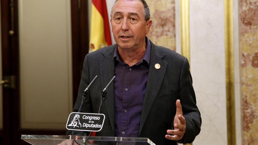 """Compromís asegura que """"España se rompe por el Ministerio de Hacienda"""""""