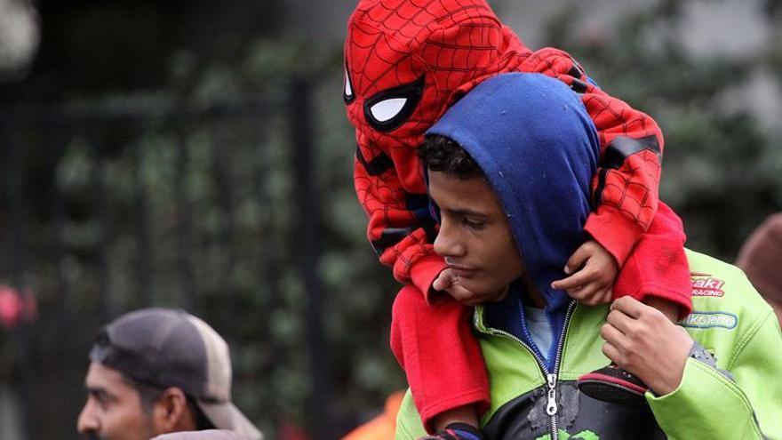 Migrantes harán huelga de hambre como presión para que EE.UU. otorgue asilos