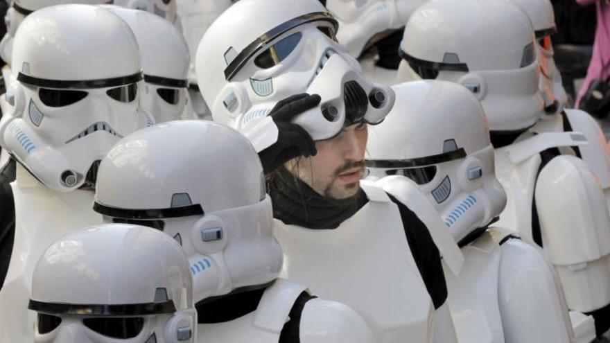 """""""Star Wars"""", el regreso a Donostia"""