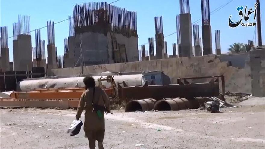 Miles de familias iraquíes huyen de Ramadi tras ser tomada por los yihadistas