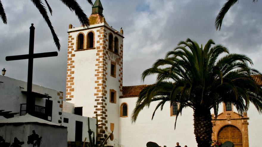 Antigua Catedral de Betancuria, uno de los edificios más antiguos de Canarias