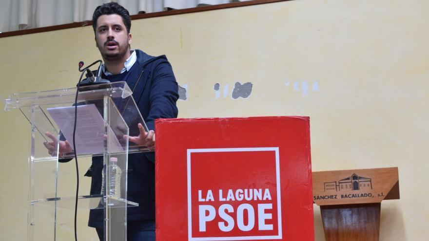Luis Yeray Gutiérrez. (DIARIO DE AVISOS)