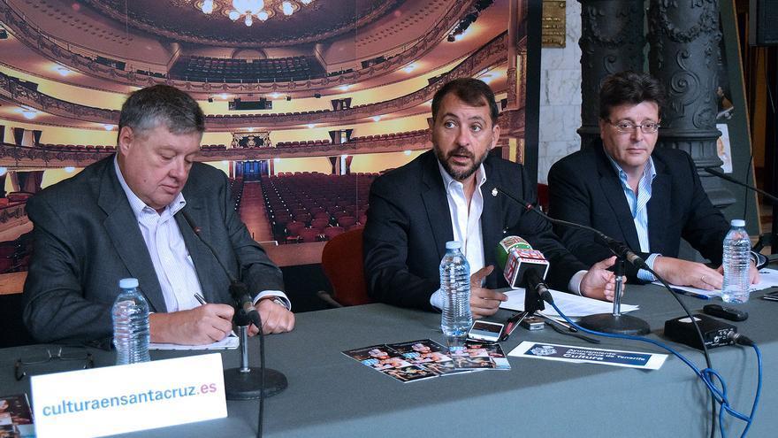 Presentación de la programación de otoño del Teatro Guimerá