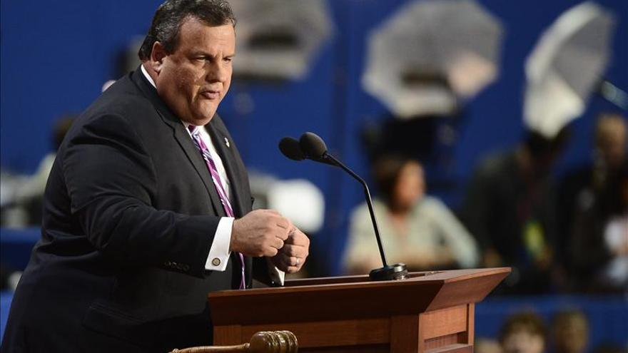Christie, reelegido como gobernador de Nueva Jersey por amplia mayoría