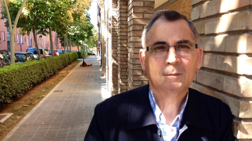 El presidente de Atehna, Antonio García.
