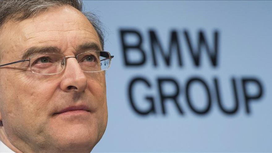 BMW sube el beneficio neto un 4 % en el primer trimestre del año