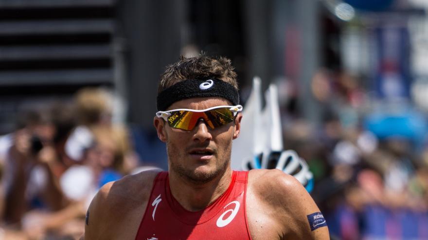 Jan Frodeno, medalla de oro de triatlón en los Juegos Olímpicos de Pekín (2008) y vigente campeón del Mundo de Ironman.