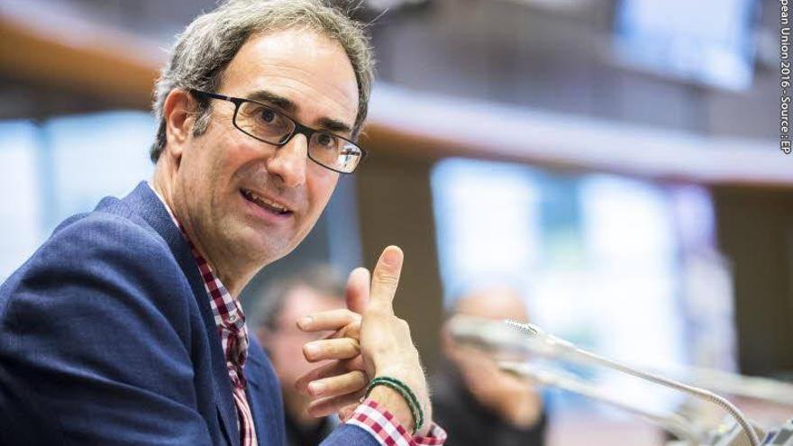 El eurodiputado de Compromís, Jordi Sebastià