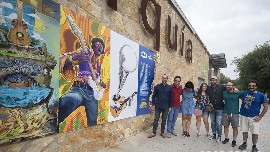 Presentación de 'Guitebeo en la Calle' | TONI BLANCO