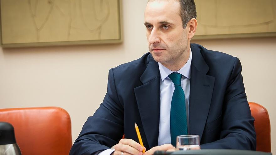 Jaime Ponce,presidente del FROB.