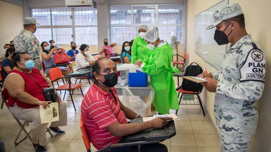 México registra 65 nuevas muertes y acumula 217.233 decesos por coronavirus