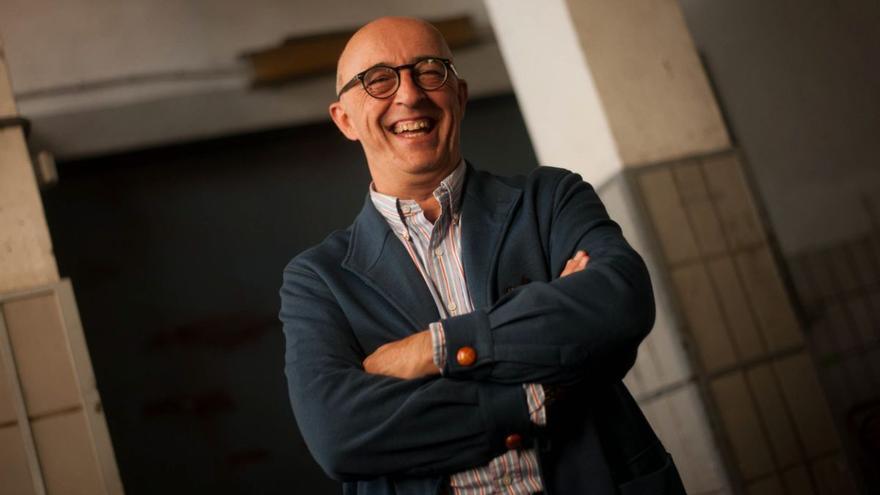Pedro Suárez | FRAN PALLERO (DIARIO DE AVISOS)