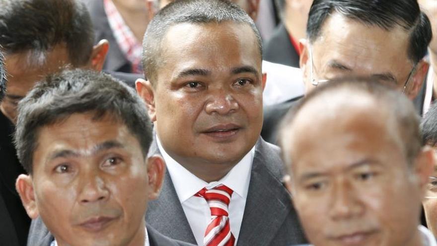 El Supremo tailandés condena a un año de cárcel a un líder opositor por difamación