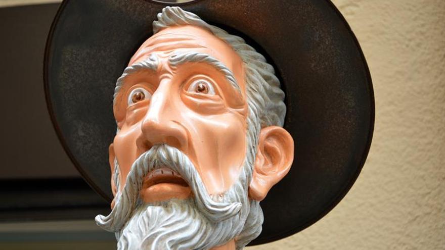 """Don Quijote se vuelve loco y habla """"spanglish"""""""