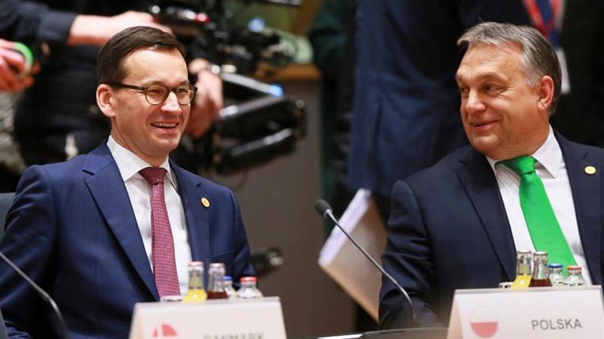 Hungría compara la propuesta de Martin Schulz sobre una UE federal con Hitler