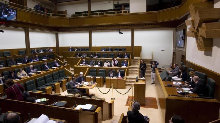 El Congreso debatirá la próxima semana la petición vasca de que Treviño salga de Burgos y pase a pertenecer a Álava