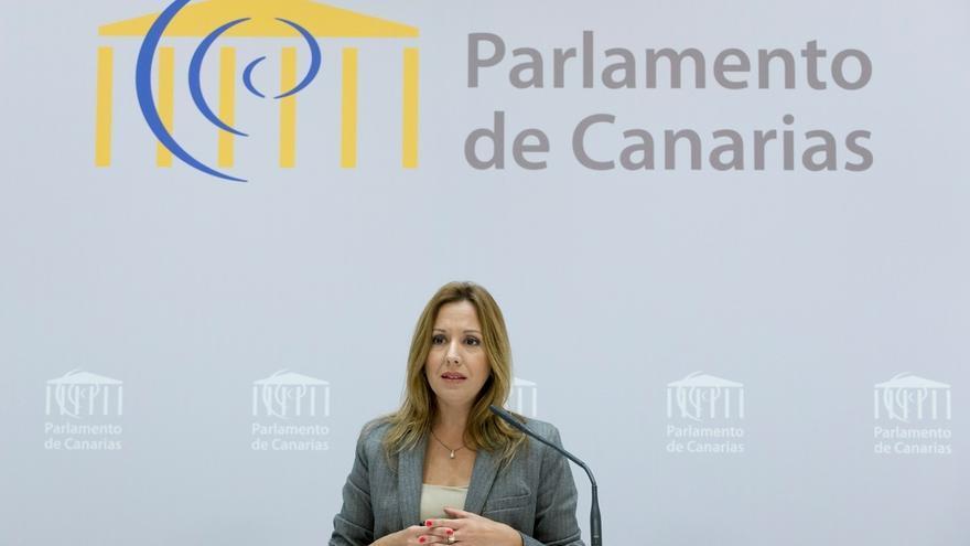 """El Gobierno de Canarias sella el apoyo de PP y ASG al presupuesto de 2018 aunque sin un """"cheque en blanco"""""""