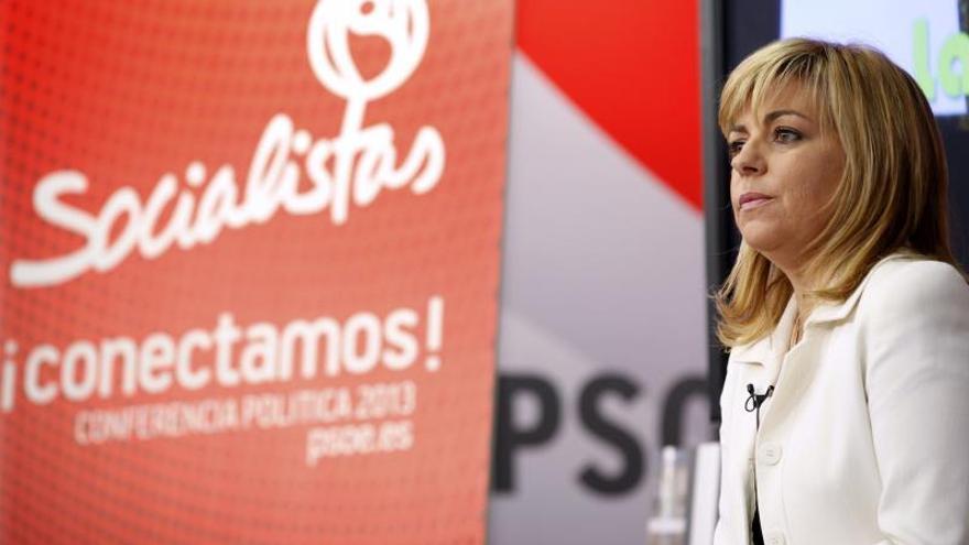 """Valenciano acusa al Gobierno de pensar en """"mujeres-útero"""" en la ley del aborto"""