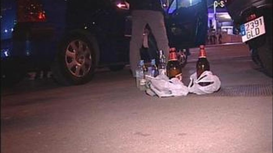 Macroredada contra el alcohol y drogas en parques y discotecas de Barcelona