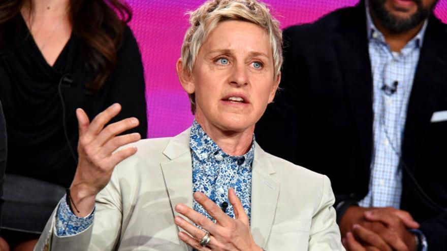 La presentadora Ellen DeGeneres cuenta que sufrió abusos sexuales para concienciar a la sociedad