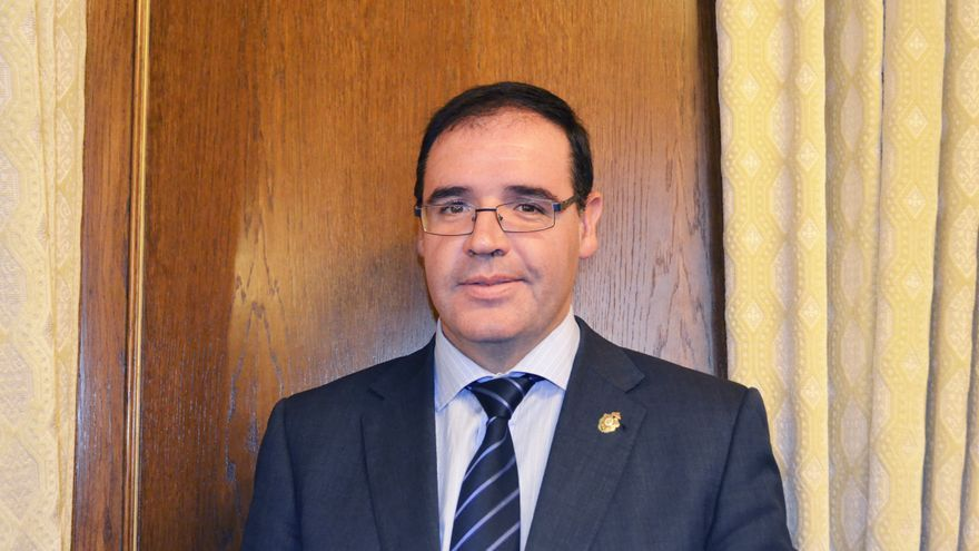 Benjamín Prieto, presidente de la Diputación de Cuenca