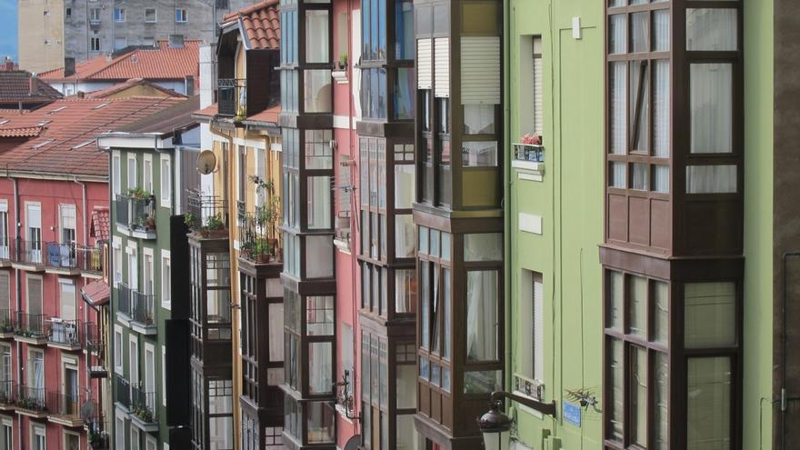 El precio de la vivienda ha caído un 0,51% en Santander en los últimos seis meses