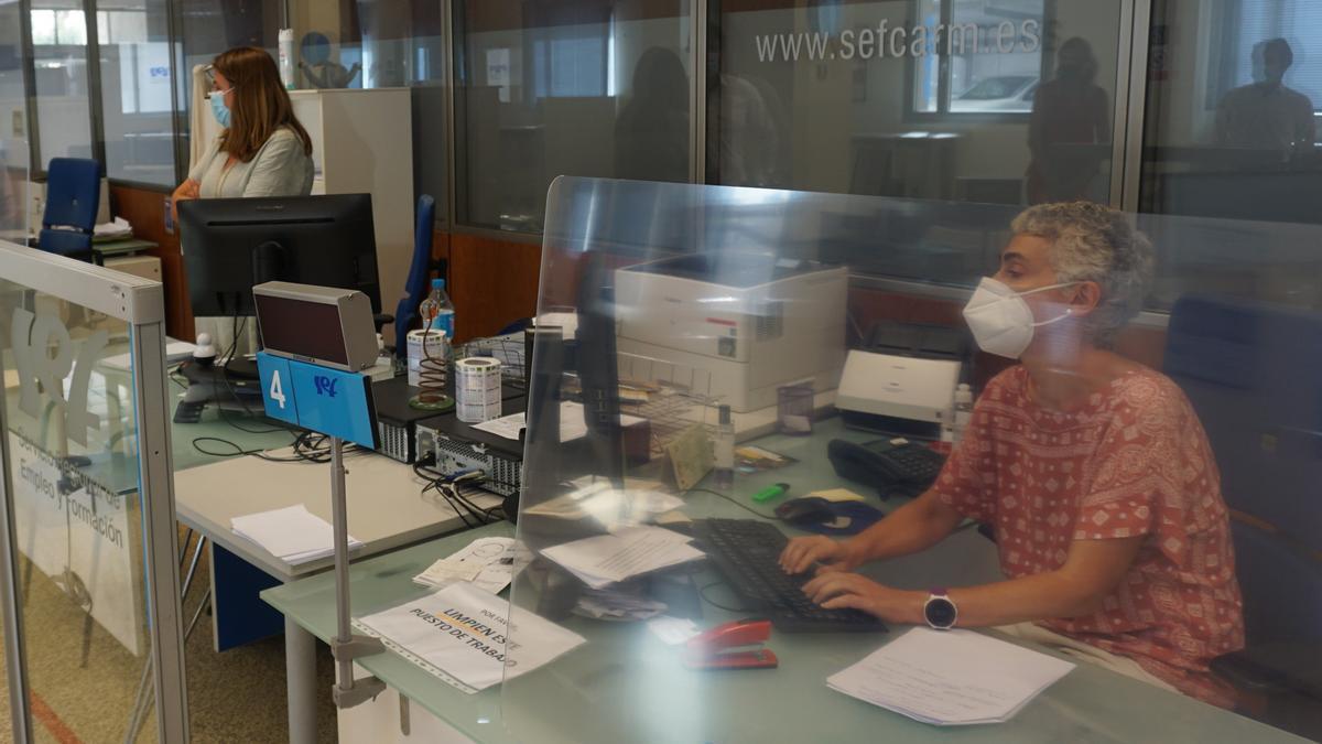 Oficina del Servicio de Empleo de Murcia