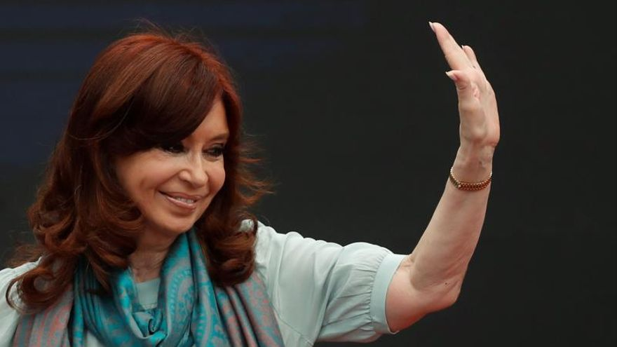 La Justicia argentina reabre una causa a Cristina Fernández por la compra de un barco