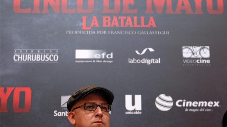 """Llega a Huelva """"5 de mayo, la batalla"""", la más cara del cine Iberoamericano"""