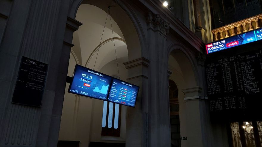 El Ibex sube un 0,63 % y alcanza el nivel más alto desde marzo de 2020