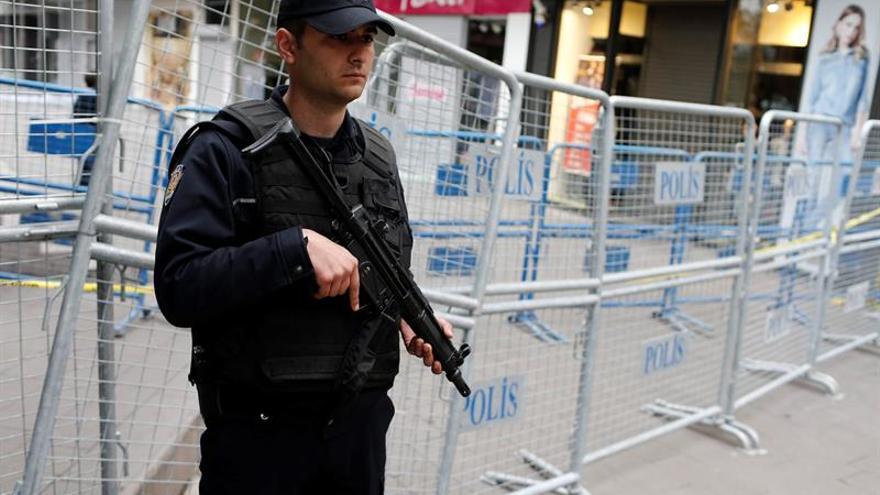 Mueren dos policías en un ataque de la guerrilla kurda en Turquía