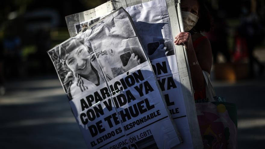 Claman por el hallazgo de un joven trans argentino que desapareció hace un mes