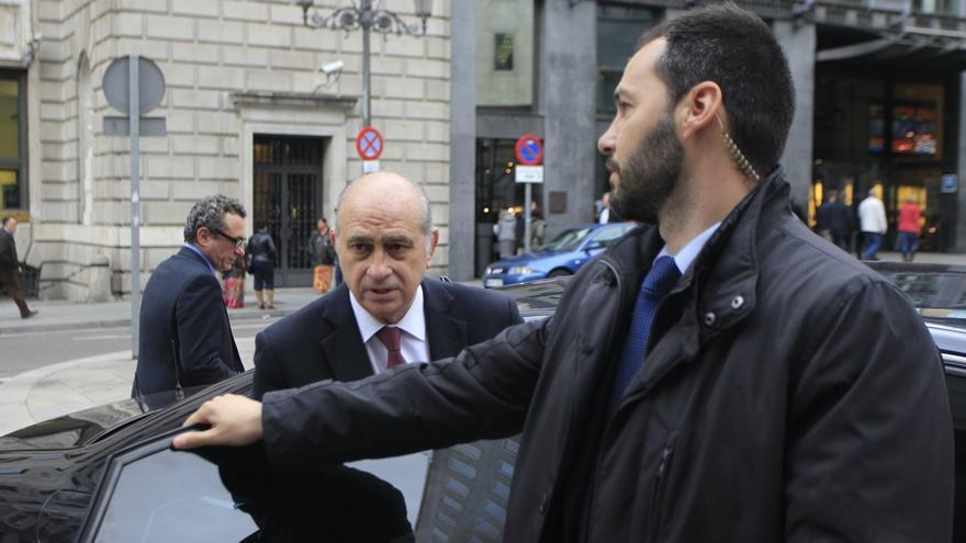 """Fernández Díaz: """"Hay riesgo de que la frustración independentista degenere en violencia"""""""