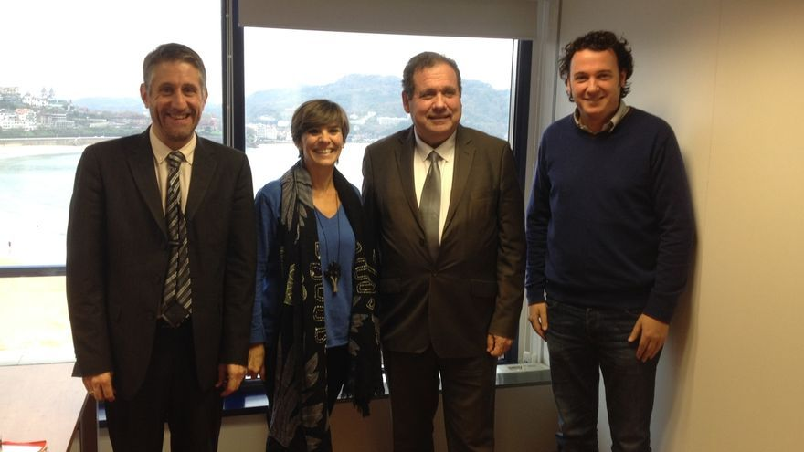 Basquetour y Comité Départamental du Tourisme Béarn-Pays Basque presentarán una candidatura conjunta a ayudas europeas