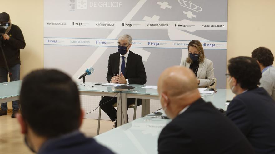 Francisco Conde en reunión con electrointensivas