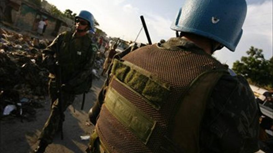 La ONU confirma el secuestro de cuatro cascos azules filipinos cerca del Golán