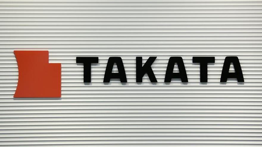 Takata acuerda pagar 1.000 millones de dólares en EE.UU. por el escándalo de sus airbags