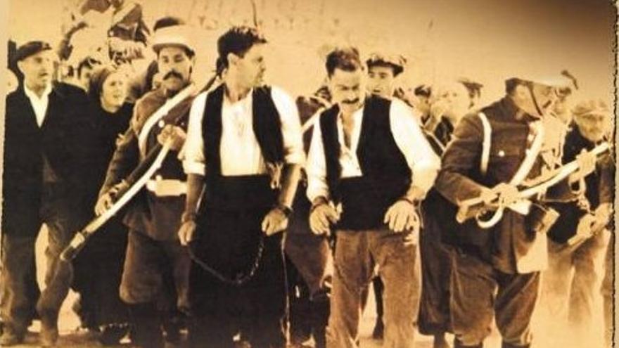 Cartel de 'El crimen de Cuenca'