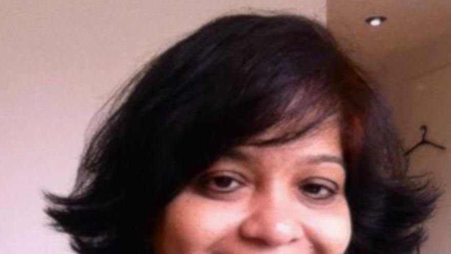 La hindú Manjula Pradeed, de la casta dalit, trabaja como abogada en la defensa de decenas de mujeres y niñas de su casta, víctimas de violencia sexual/ Imagen cedida