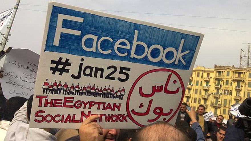 Plaza Tahrir, primavera árabe