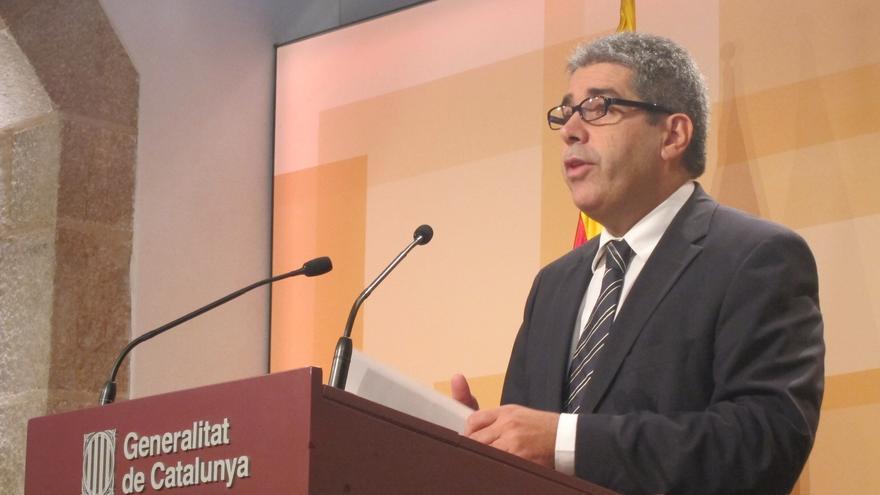 """Homs critica al Gobierno por seguir reaccionando con """"indiferencia"""" ante Cataluña"""