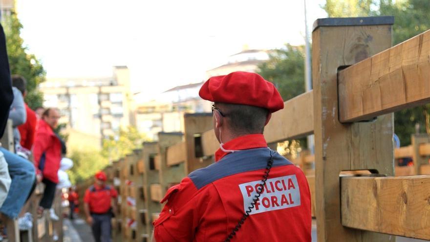 """El Gobierno ha invertido en Policía Foral """"de manera decidida pero selectiva"""" y niega """"una política de desmantelamiento"""""""