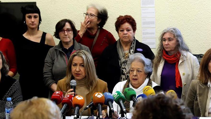 El día 15, movilización en Andalucía en defensa de los derechos de la mujer