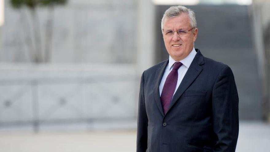 Luis Asúa, presidente del PP de Chamberí.
