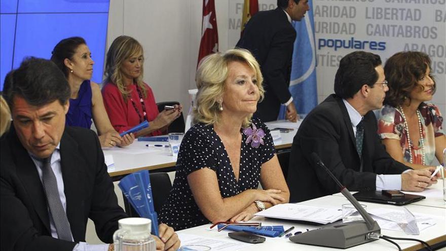 Aguirre pide reconocer irregularidades en la financiación si la ha habido