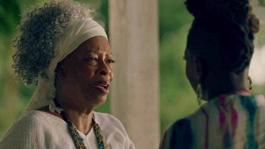 Carol Sutton en una escena de 'Queen sugar'