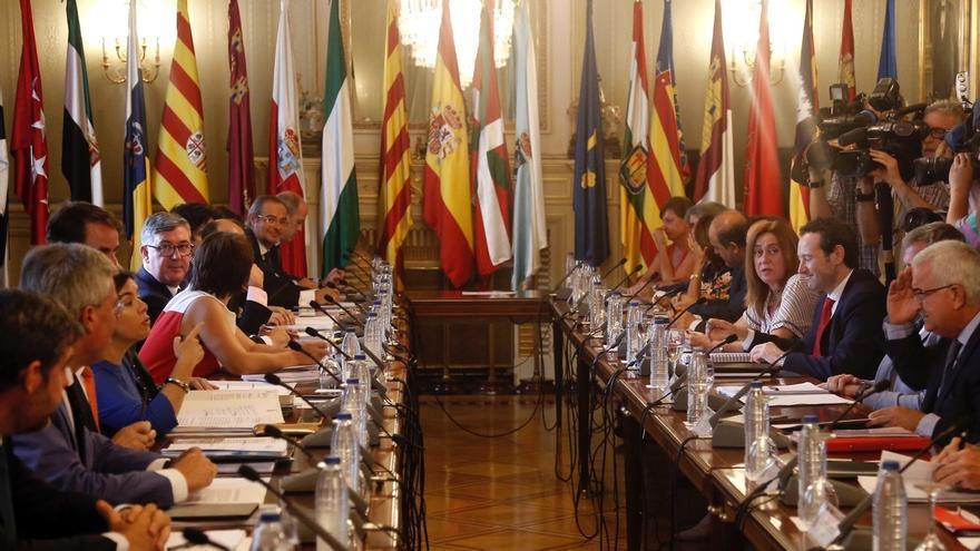El Senado decide mañana si pone fecha a un Pleno sobre el estado de las autonomías, en medio del debate catalán