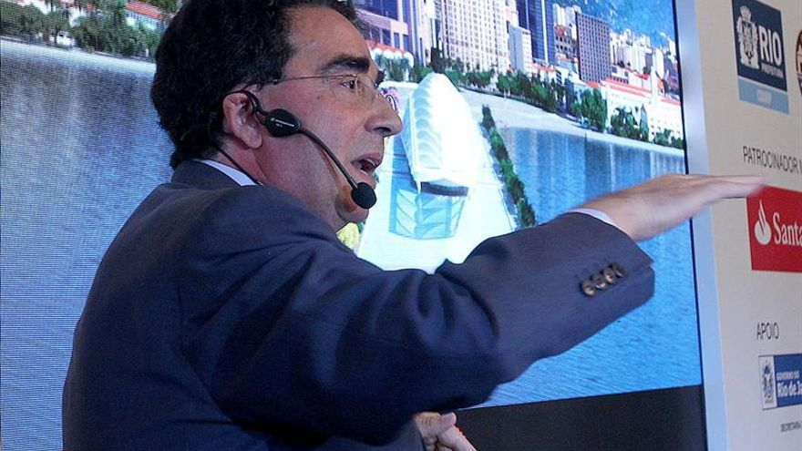 Calatrava declara como imputado en causa Centro de Convenciones de Castellón