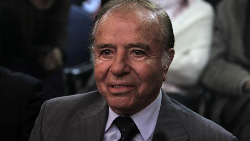Citados a declarar seis expresidentes argentinos por la muerte del hijo de Menem