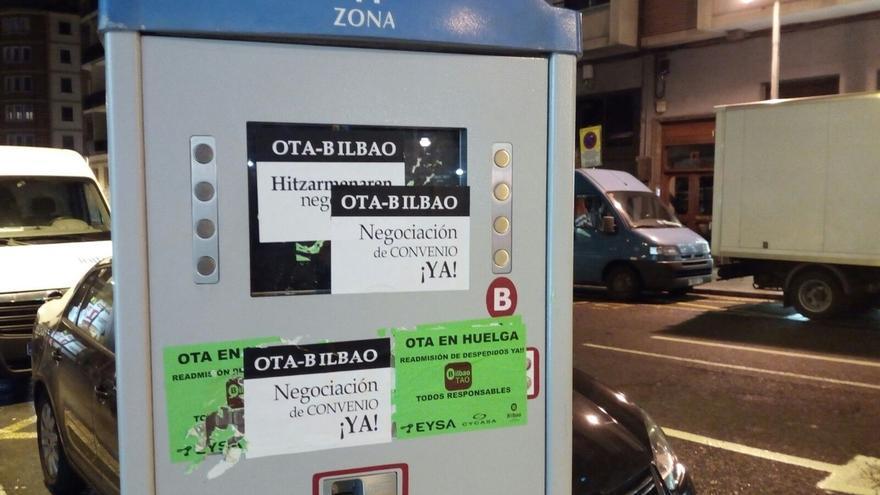 """El comité de OTA Bilbao pide a Alfonso Gil que se implique en el conflicto porque es el """"responsable del desastre"""""""